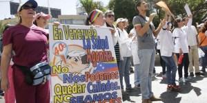 Silvimar Campos: El derecho a la salud es vulnerado en Venezuela ante la mirada ciega de los responsables