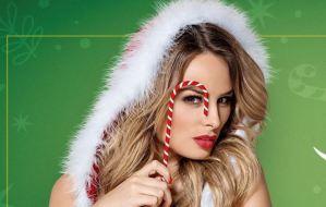La Santa Claus que vas a querer en tu casa esta Navidad (FOTOS)