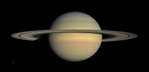 ¿Chavismo, eres tu?… Saturno se está quedando sin sus anillos
