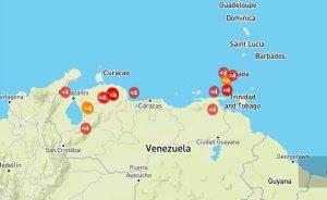 Amanece temblando en Venezuela: Sismo de 4.6 en Yaracuy se sintió en varios estados #5dic