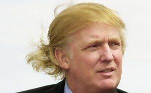 El naranja no llegó de ayer pa' hoy… La evolución del estilo de Trump que te hará reir (FOTOS)