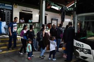 Aseguran que mayoría de los migrantes venezolanos no regresará a Venezuela