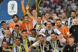 Cristiano Ronaldo lideró conquista de la Juventus en la Supercopa de Italia