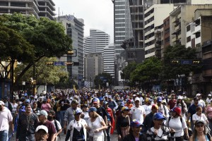 A 61 años de aquel 23 de enero, Venezuela sale a la calle a pedir libertad