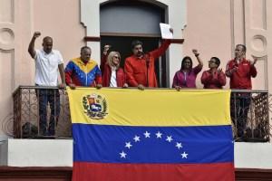 Maduro rompe relaciones diplomáticas con EEUU