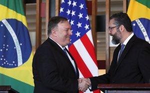 Estados Unidos y Brasil trabajarán juntos contra regímenes autoritarios