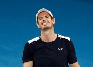 Murray, eliminado en primera ronda en Australia; Nadal y Federer avanzan