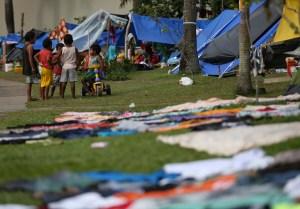 La falta de documentos de identidad pone en peligro a niños venezolanos en Brasil (FOTOS)