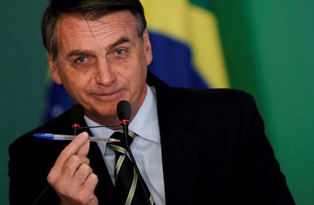 Bolsonaro convoca reunión de emergencia por caso Venezuela