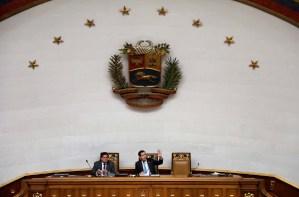 Asamblea Nacional considera pedir a varios países que congelen cuentas del régimen de Maduro