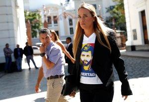 Lilian Tintori instó a la comunidad internacional a estar alerta durante movilización de este #23Ene