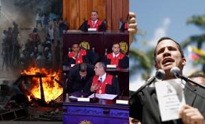 TSJ de Maduro declara nulos acuerdos de la Asamblea Nacional (Sentencia)