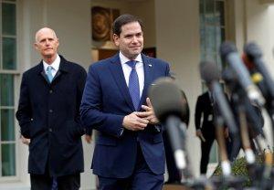 Las afirmaciones de Marco Rubio tras la acusación de EEUU contra El Aissami