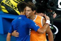 Djokovic y Nadal se verán las caras en una final de leyenda