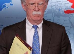 """""""El mundo está mirando"""": El potente mensaje de Bolton para los funcionarios del Faes"""