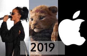 Top 10: Lo más esperado de 2019 en series, películas, música y más [Infografía interactiva]