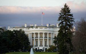 La batería de misiles que protegía la Casa Blanca ante alerta de avión desconocido (Foto)