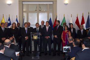 Países del Grupo de Lima condenan contundentemente la detención arbitraria de Juan Guaidó (Documento)
