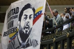 El alentador MENSAJE del diputado Juan Requesens a 500 días de su arbitraria detención