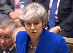 El SNP urge a May a mantener la opción del segundo referéndum sobre la mesa