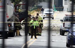 Tres niños entre los heridos por el atentado a Escuela de Cadetes en Bogotá