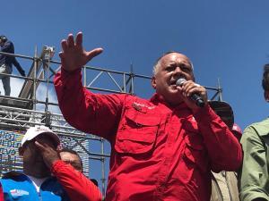 Diosdado Cabello: El 23 de febrero el chavismo va para la calle