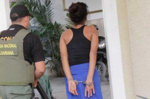 Arrecia la dictadura: PNB fue arrestada por desconocer a Maduro en un estado de WhatsApp