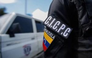 Le dispararon en el rostro a un Cicpc para robarlo en Parque Carabobo