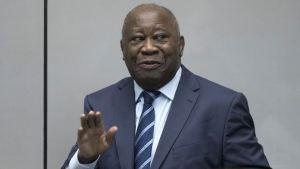 La CPI suspende la liberación de expresidente de Costa de Marfil, Laurent Gbagbo