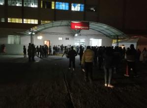Comunicado de la Policía de Ecuador ante incidentes en Ibarra: No hay venezolanos fallecidos o heridos