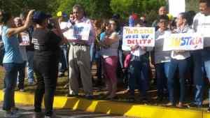 Familiares de los 13 detenidos en Villa Rosa, en Nueva Esparta exigen que sean liberados #28Ene