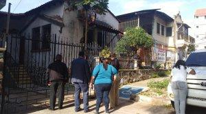 Detienen a tres personas por tráfico de migrantes venezolanos en Panamá (fotos)