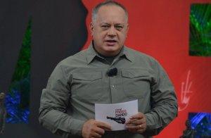 """Diosdado dice que ya están designados los jueces y fiscales para investigar """"lo que ocurre en la AN"""" (Video)"""