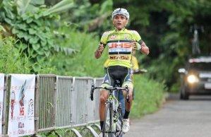 Jimmy Briceño se proclama campeón de la Vuelta al Táchira 2019