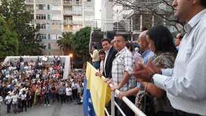 ¡Masivo! Cabildo abierto en Los Palos Grandes reafirma lucha por la democracia (Fotos y video)