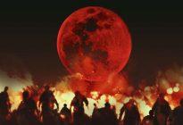 Eclipse lunar afecta directamente a figuras de autoridad del Gobierno de Venezuela