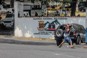 Cronología interactiva de un convulsionado lunes venezolano