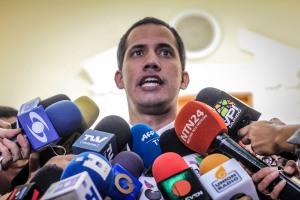 Sebin detuvo a Juan Guaidó, denuncia su esposa
