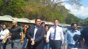 Guaidó desde la UCV: Desde los cabildos renace la esperanza