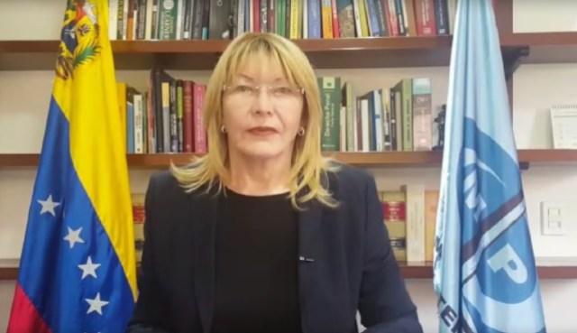 Fiscal General Ortega Díaz señala que militares pagarán por masacre a los pemones