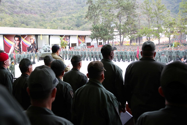 Infobae: Así es Fuerte Tiuna, la base militar en la que Maduro se refugia ante posibles alzamientos