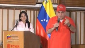 Con este mensaje Manuel Quevedo ratifica que las pérdidas de Pdvsa no las paga de su bolsillo (video)