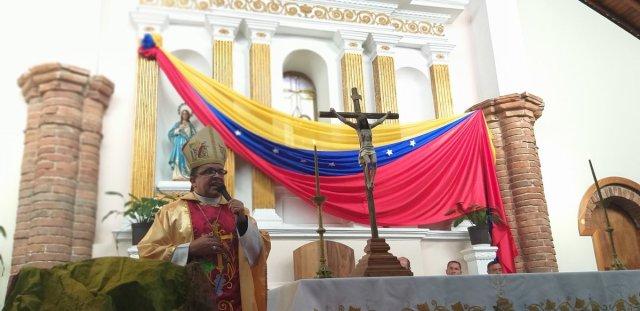 Iglesia venezolana