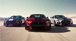 El nuevo Mustang GT Shelby, la descomunal estrella de Ford en el Salón del Automóvil de Detroit (Fotos y video)