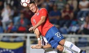"""""""Son cosas que pasan"""": El molesto mensaje de Nicolás Díaz tras insultar a futbolista venezolano"""