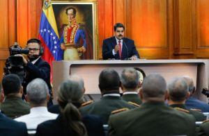 Maduro: Hay un golpe mediático internacional contra Venezuela para desfigurar la situación real
