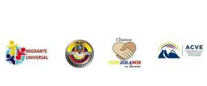 Comunicado de asociaciones venezolanas en Ecuador, tras actos criminales