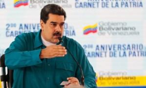 """Maduro califica de """"operación """"nazifascista"""""""" actos de xenofobia a venezolanos en Ecuador"""