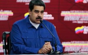 """Maduro amenaza con actuar  """"rápidamente"""" si se dan protestas violentas"""