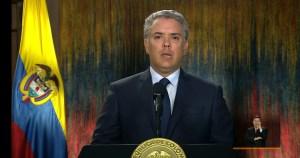 Duque clausura diálogo con ELN en Cuba y lanza advertencia al gobierno de Venezuela (Video)